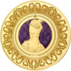 500 Euro Gold Sévres PP