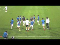 Real Madrid Al-Kass Warm-up - YouTube