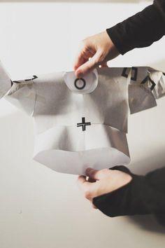 Crop T shirt | Make/Use - zero waste fashion