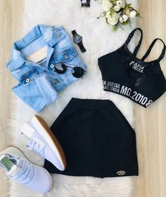 Beach Party Outfits, Fashion Outfits, Womens Fashion, Fashion Tips, Prom Dresses Long With Sleeves, My Outfit, Casual Wear, Cute Outfits, How To Wear