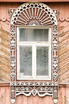 Windows of Sarasota's Sister City of Vladimir, Russia