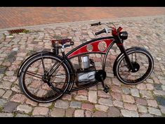 "RÖDER BIKE # ""Retro"" E-Bike"