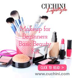 Makeup for Beginners: Building a Basic Beauty Kit (Drugstore).
