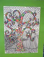 Art Dish: Tree of Life