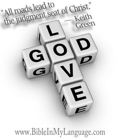 Love God ~~I Love the Bible and Jesus Christ, Christian Quotes and verses. Love Scriptures, Bible Love, Christian Life, Christian Quotes, Christian Crafts, Deuteronomy 6 4, Keith Green, Love Your Neighbour, Serving Others