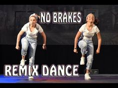 NO BRAKES DANCE - REMIX  - BY  MARTA & CLAUDIA -