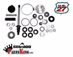New OEM Sea-Doo Supercharger Rebuild Kit For Sale 420881151 | 185hp Models…