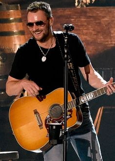 Eric Church scores first-ever CMA Entertainer of the Year nod