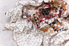 Wood Textiles by Elisa Strozyk