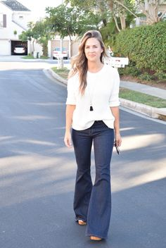 How to Wear Flares – Thoughts By Natalie
