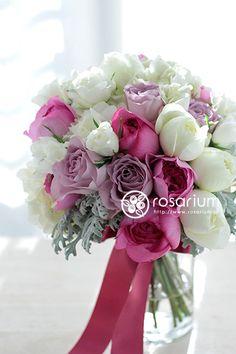 rosarium Floral Bouquets, Wedding Bouquets, Wedding Flowers, Sea Snail, Beautiful Gowns, Flower Decorations, Flower Arrangements, Marie, Wedding Inspiration