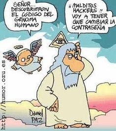 Hackers...