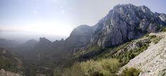 Mont Caro, Els Ports, Baix Ebre, Catalunya.