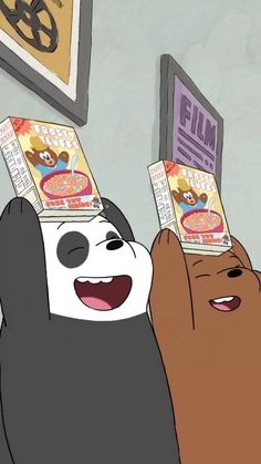 We are bear bears