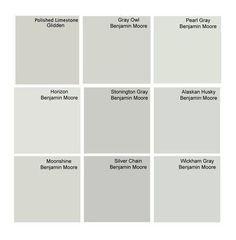 benjamin moore grey husky - Szukaj w Google