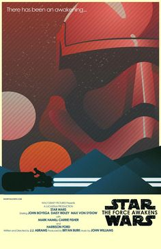 Super Punch: The Force Awakens fan posters