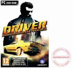 Free Download Software: Driver San Francisco Repack Version By RG Mechanic...