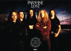 ..Old school Paradise Lost