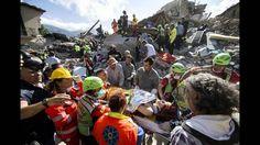 Speciale News-Edizione Straordinaria-Terremoto Centro-Italia;Il Giorno D...