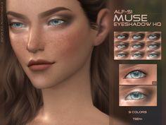 Alf-si's Muse - Eyeshadow HQ