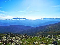 Increíbles las vistas de parte de la Sierra de Guadarrama ... cuesta subir pero merece la pena