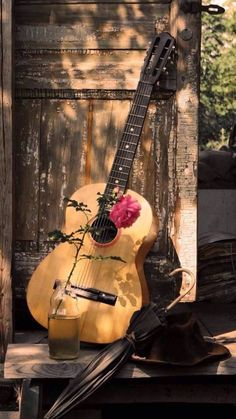 """Acoustic Guitar - helycharlotte: """"By Pretty """" Guitar Art, Music Guitar, Ukulele, Guitar Sheet, Sheet Music, Music Wallpaper, Tumblr Wallpaper, Acoustic Guitar Photography, Music Is Life"""