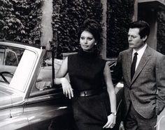 Loren & Mastroianni