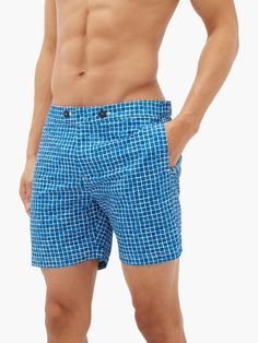 Beach Shorts Slim Fit Board Quick Dry Swim Shorts with Night Sky Photo Men