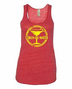 ef0c36fe188cf8 Cinco De Mayo Shirt. Cinco De Mayo Tank. Cinco De Mayo. Taco Tuesday Tank. Womens  Cinco De Mayo Shirt. Cinco De Drinko. Tacos and Tequila