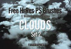 40 Free Photoshop Brush Packs