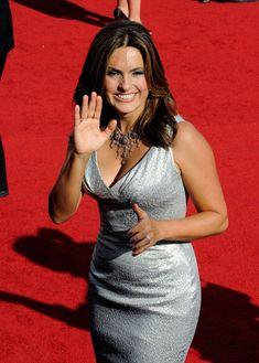 Mariska Hargitay Photos: 61st Annual Primetime Emmy Awards - Arrivals