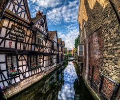 If you like to tick the sights off your list, Canterbury is all yours to explore. | 13 Glorious Places You Simply Must Visit In Kent