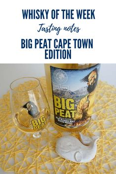 Review and Tasting notes for the Remarkable Malts Big Peat Cape Town Edition whisky Whisky Tasting, Malt Whisky, Cape Town, Cigar, Whiskey, Scotland, Notes, Whisky, Single Malt Whisky