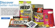 FitBox Samples Delivered to your door