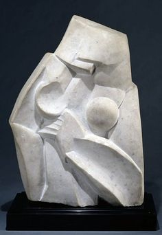 Ossip Zadkine, Formes et lumières - 1922 - Zadkine Research Center