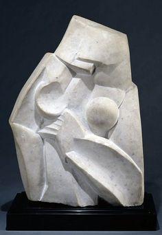 Ossip Zadkine, Formes et lumieres - 1922 - Zadkine Research Center