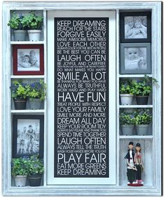 What Makes You Happy, Are You Happy, Keep Dreaming, Love Always, Happy Smile, Picture Frames, Projects To Try, Make It Yourself, Crafty