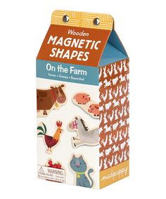 Loving this On the Farm Magnet Set on #zulily! #zulilyfinds