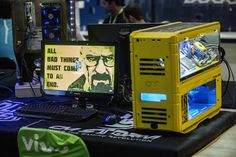 CASEMODS - Os Computadores diferenciados da Campus Party