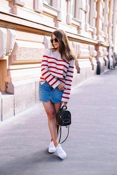 Summery stripes - Mariannan