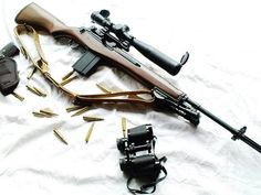 M14 7.62NATO Battle Rifle...