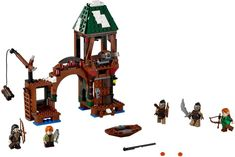 Rare Lego Castle 7029 Skeleton Ship Attack Special Edition NIB Fantasy Era