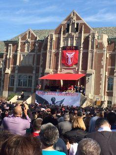 BSU Graduation 2014