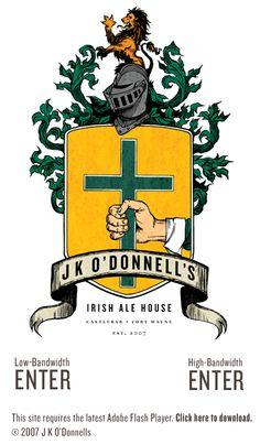 J.K.O' Donnell's  Irish Ale House- Fort Wayne, Indiana