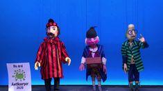 Adiee Fasnacht 2020; die drei Antikeerper vom BMT Marionette, Movies, Movie Posters, Film Poster, Films, Popcorn Posters, Film Books, Movie, Film Posters