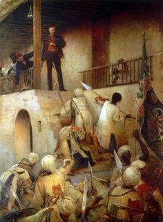 El Museo de Alberto: The Siege of Khartoum