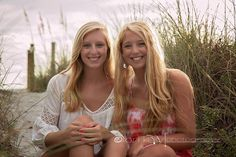 family beach session sister pose Captiva island photographer Sanibel photographer Cape Coral photographer www.lorikellysphotography.com