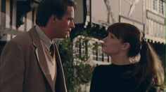 Megan and Jerry- Marple The Moving Finger The Moving Finger, Agatha Christie's Marple, James D'arcy, Miss Marple, English Village, Romantic Moments, Cute Pictures, Mystery, Novels