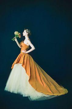 ホントの「じぶん色」って何色だろう?悩める花嫁にはカラー診断がオススメ♡にて紹介している画像