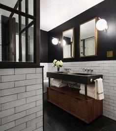 Chic and stylish duplex renovation in SoHo, New York